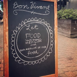 Bon Vivant Fine Local Farm Foods