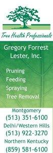 Gregory Forrest Lester Tree Service