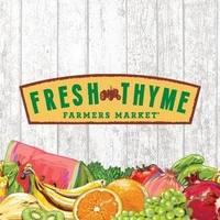 Fresh Thyme Farmers Market - Cincinnati