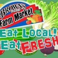 Brown's Family Farm Market