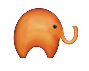 Paunchy Elephant