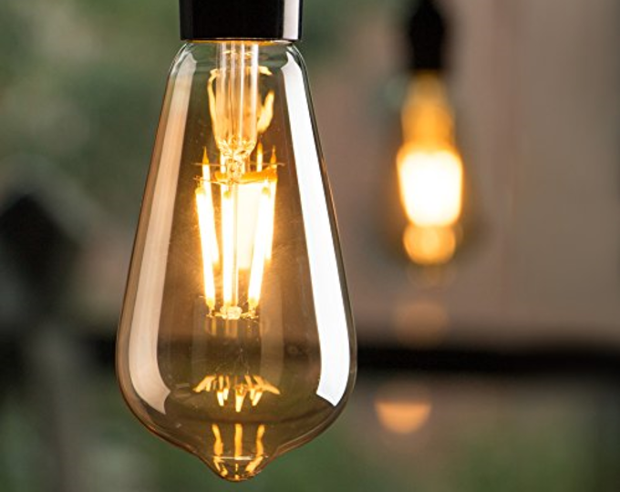 Brightown Edison Vintage Light Bulbs
