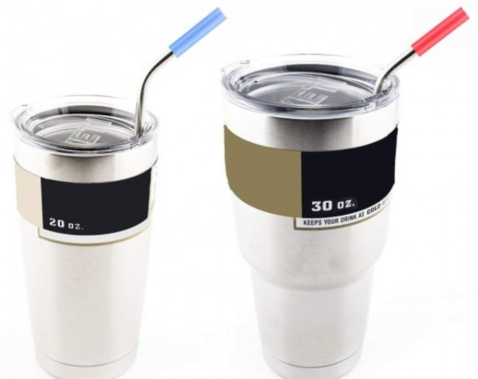 Ultra Long Stainless Steel Straw